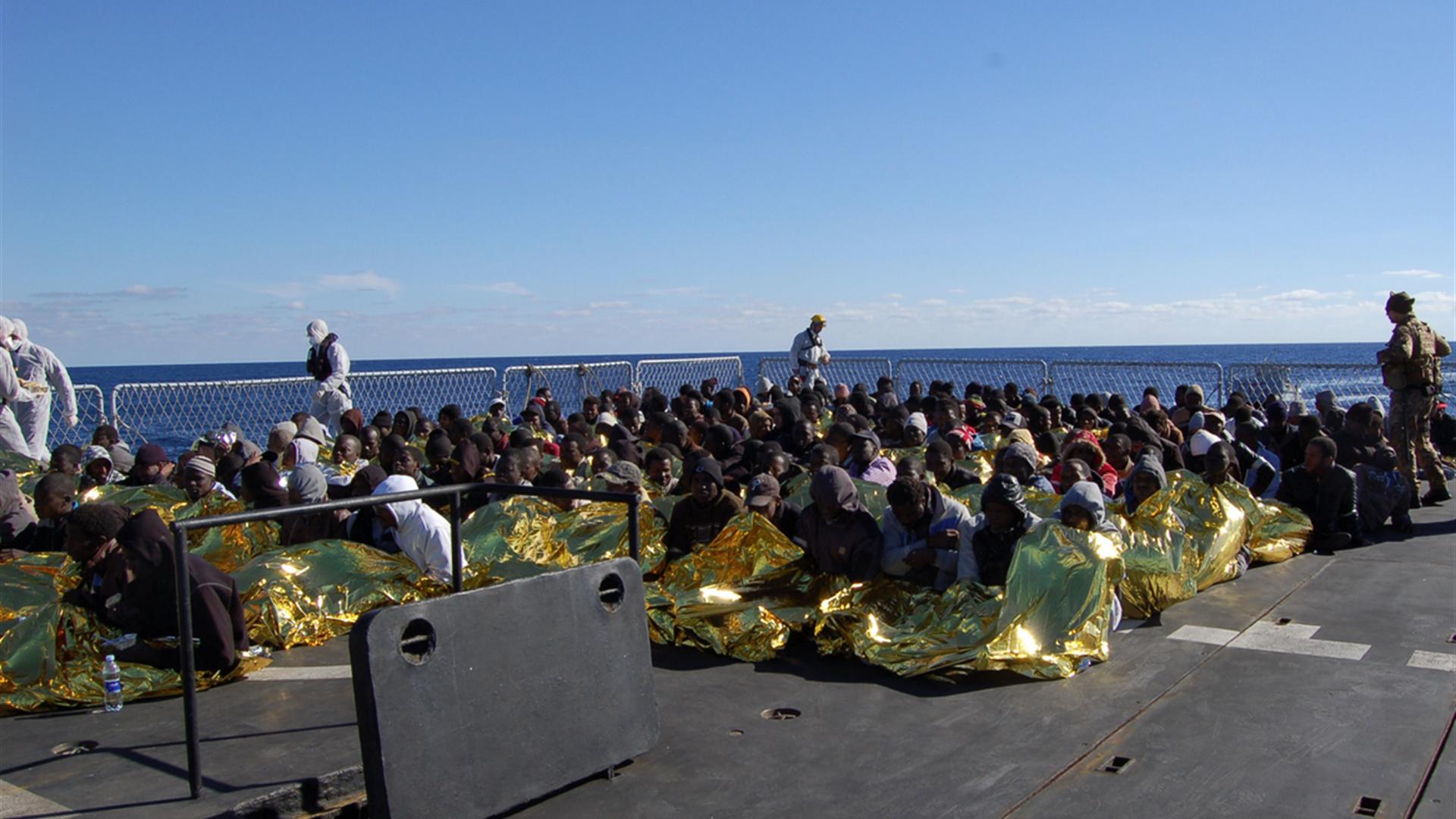 """Concord Italia chiede il lancio di un'operazione """"Mare Comune"""" dell'UE"""