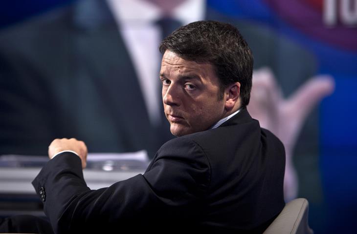 Matteo Renzi Ansa