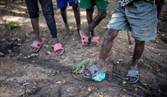 Bambini Africa Adozioni FEDERICO SCOPPA:AFP:Getty Images