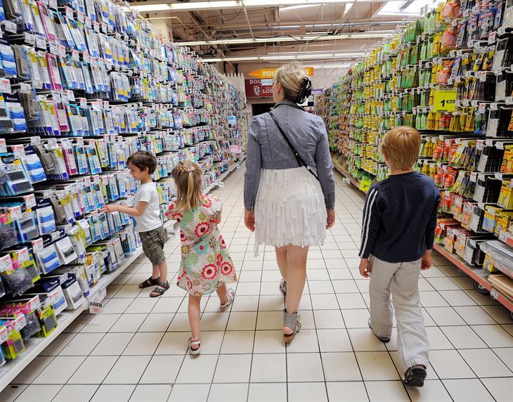 Scuola Famiglia 2DENIS CHARLET:AFP:Getty Images