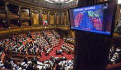 Senato Aula Italicum Legge Elettorale