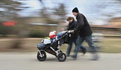 Passeggini Bebé RADEK MICA:AFP:Getty Images)