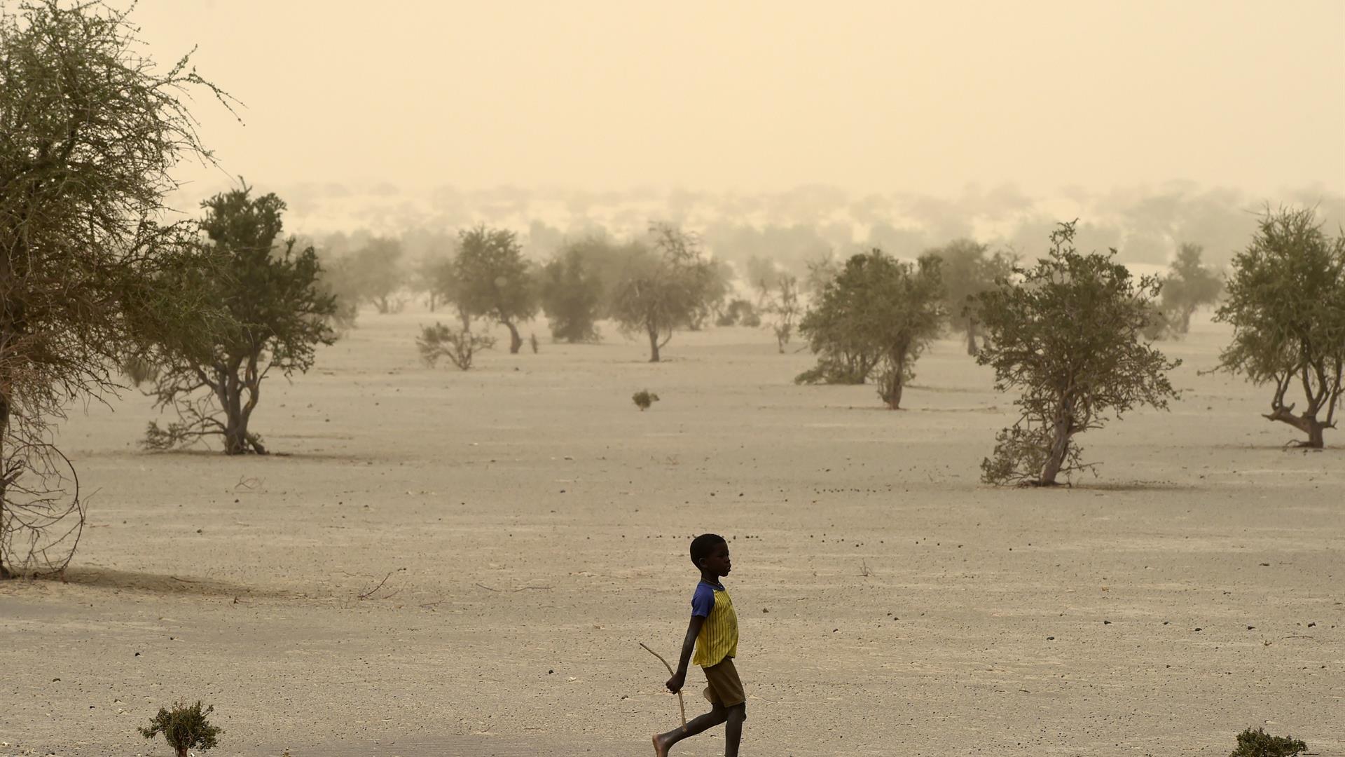 Mali Sahel Getty
