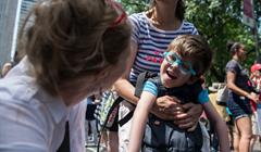 Disabilitàstephanie Keith:Getty Images
