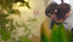 Teenagers Comunità LOIC VENANCE:AFP:Getty Images
