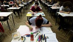 Esami Scuola F REDERICK FLORIN:AFP:Getty Images)