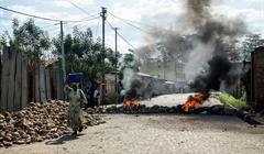 Jennifer Huxta:AFP:Getty Images Burundi