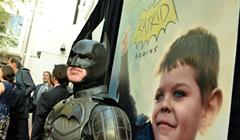 Bat Kid Araya Diaz:Getty Images For Allied THA