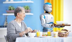 Robot Volontario