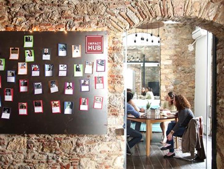 Impact Hub Atene