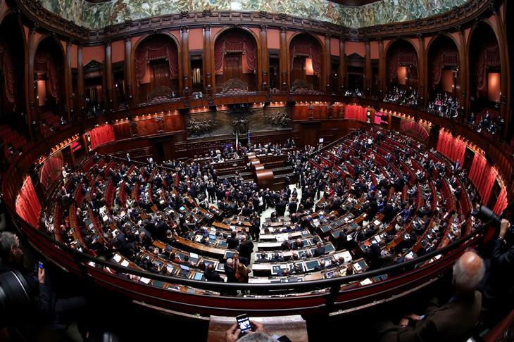 Italian Parliament Votes For President