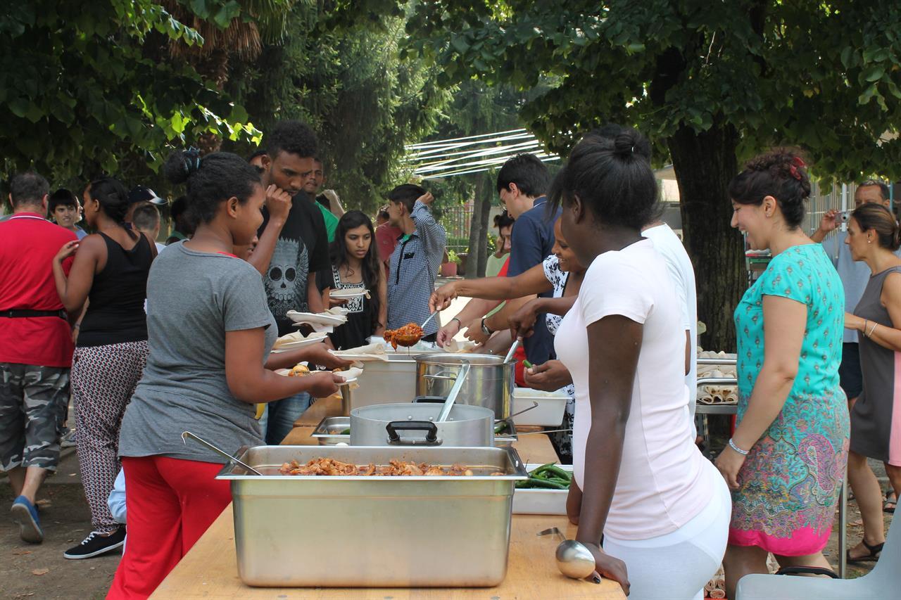 Bruzzano: la solidarietà qui è diventata un capitale