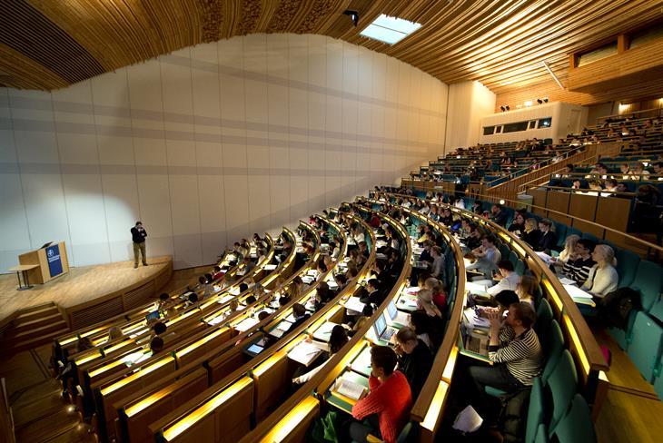 Getty Images Università