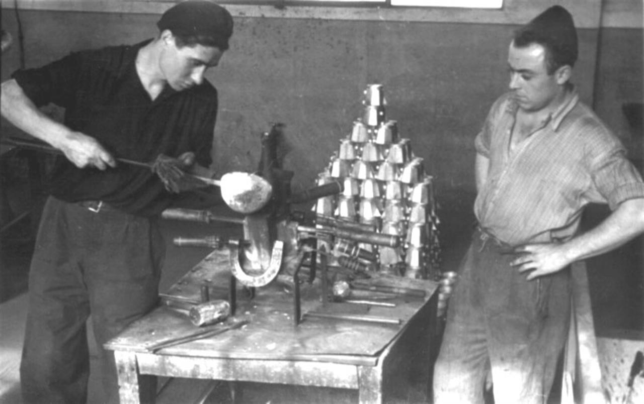 1919 Nasce La Bialetti