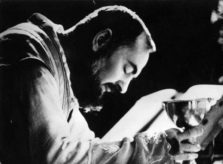 Photo By Keystone Getty Images Padre Pio