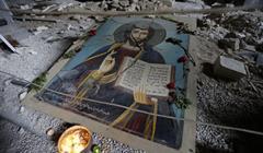 Chiesa Siria Getty Images