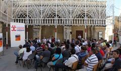 Costituzione In Piazza San Giorgio