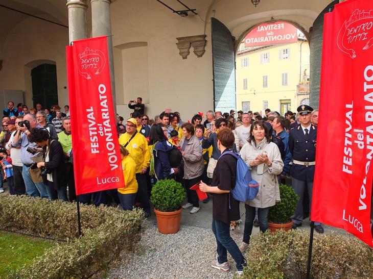 Festival Del Volontariato 2014