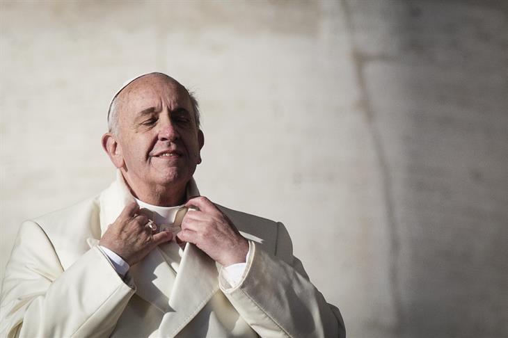 Papa Francesco Foto Recente