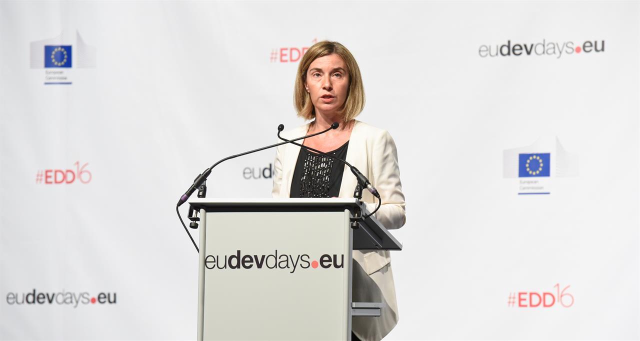 Migrazioni. Federica Mogherini: «No alla condizionalità, sì al partenariato»