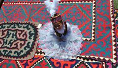 Kirghizistan VYACHESLAV OSELEDKO:AFP:Getty Images