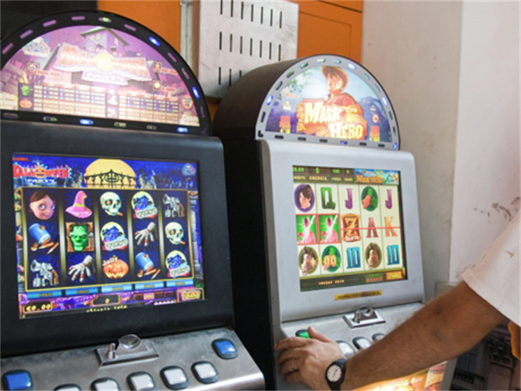 Slot machine vigevano