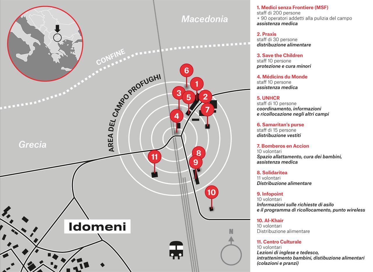 Mappa Idomeni Web