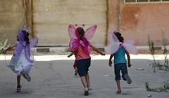 Bambini Siria RAMI AL SAYED:AFP:Getty Images
