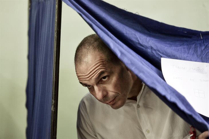 Referendum Grecia Exit Poll
