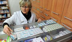 FRED TANNEAU:AFP:Getty Imagesm Farmacia