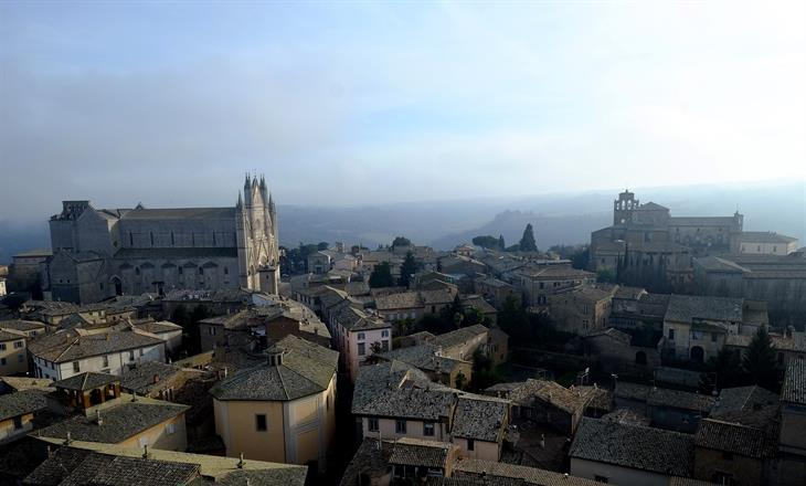 Getty Images Orvieto