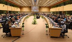 Conferenza Ebola Bruxelles
