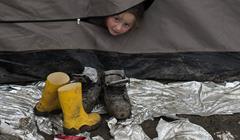 ROBERT ATANASOVSKI:AFP:Getty Images Migranti Serbia Mac