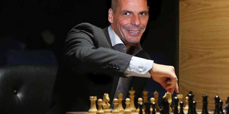 What Greek Finance Minister Yanis Varoufakis Used To Believe About Game Theory And The Incredible Threat To Europe