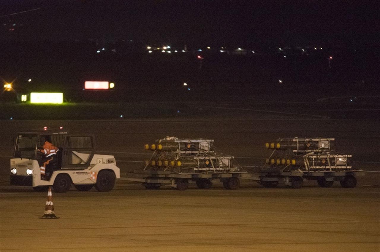 Foto Cargo Bombe