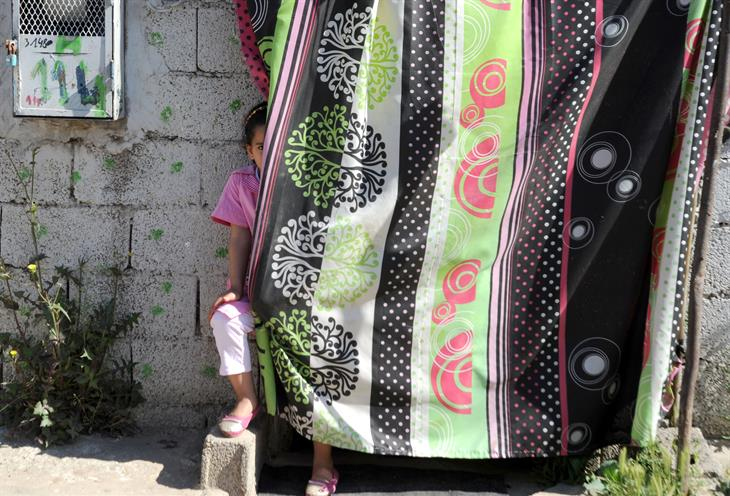 Bambini Kafala Algeria Adozioniead FAROUK BATICHE:AFP:Getty Image