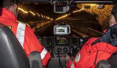 Guida Ambulanza Croce Viola