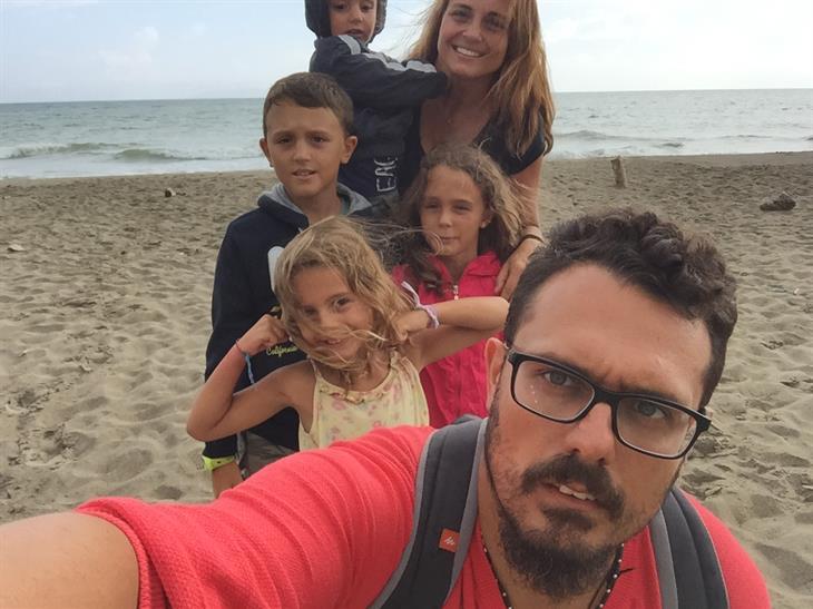 Famiglia Gianluigi De Palo