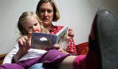 Adam Berry:Getty Images Madre Figlia