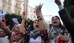 Tunisia Proteste Gennaio 2016 Getty