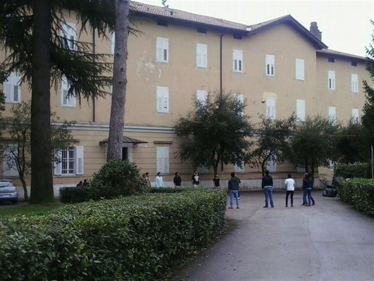 Gorizia Nazareno Immigrati