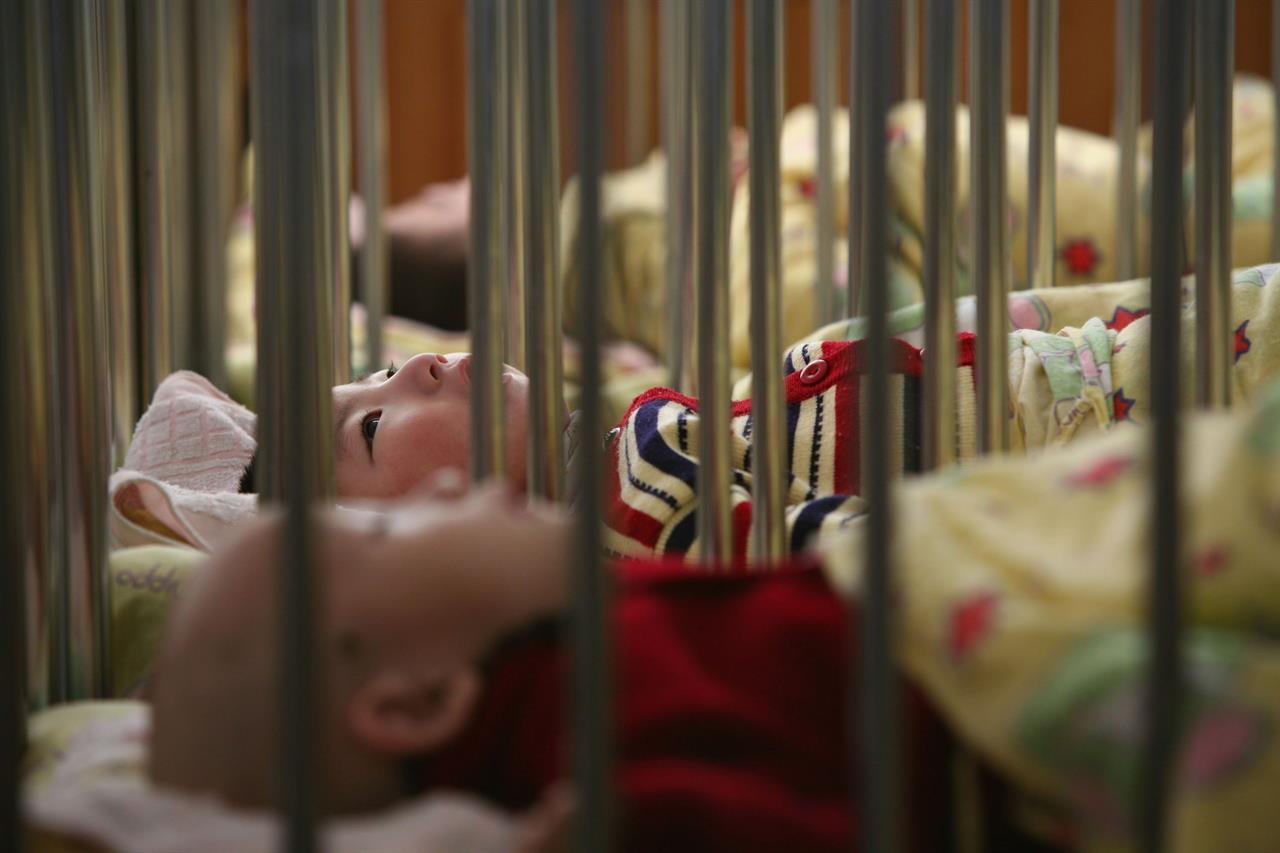 Adozioni3 Cina China Photos:Getty Images