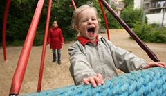 Bambini Adam Berry:Getty Images