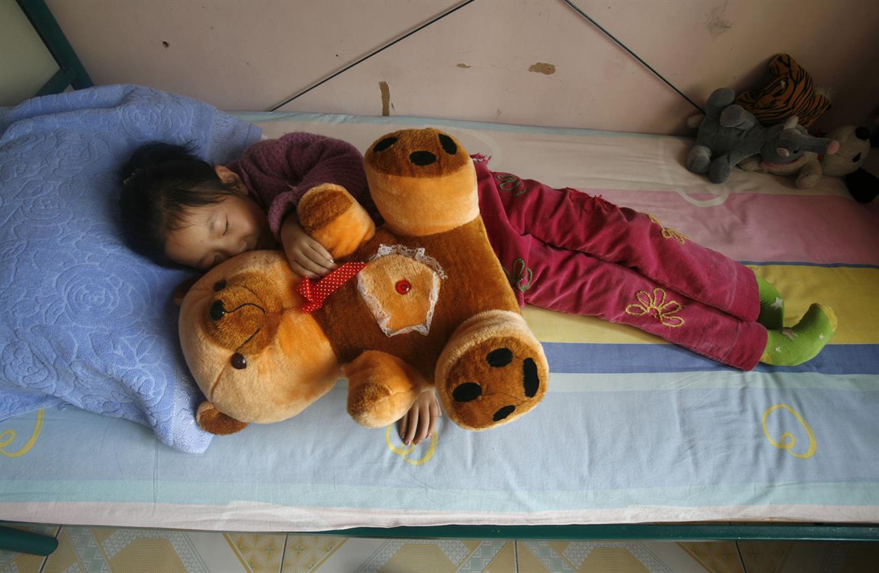 Adozioni Cina China Photos:Getty Images