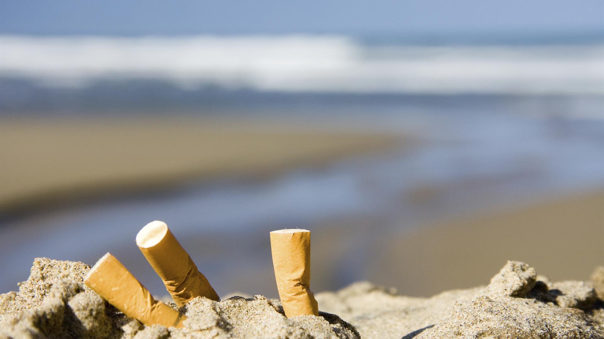Inquinamento Mozziconi Sigarette Citta Spiagge Danni Ambientali Iniziative Comuni Cittadini 1